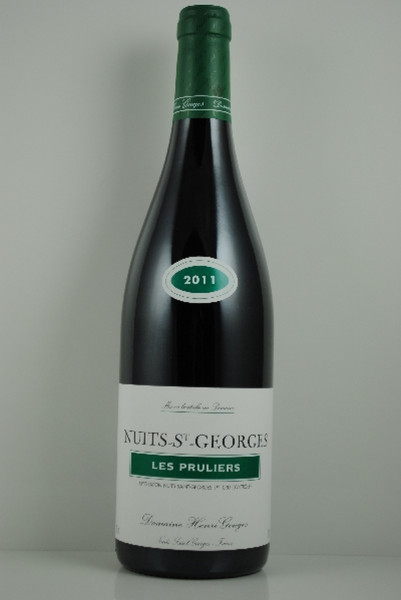 2011 Nuits-St.-Georges 1er Cru Les Pruliers